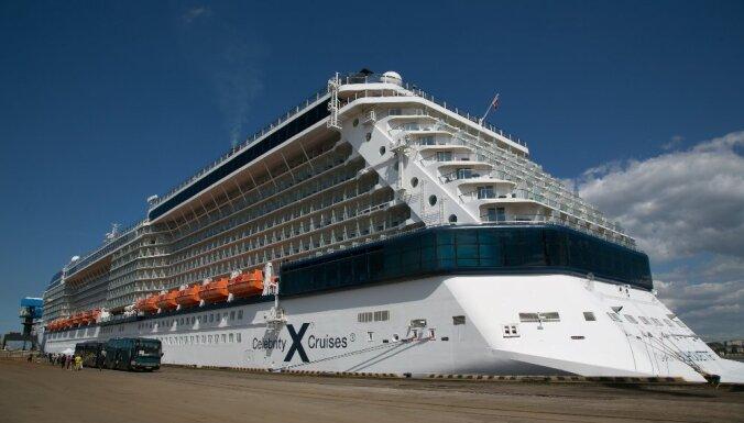 В следующем году Ригу посетит больше пассажиров круизных судов