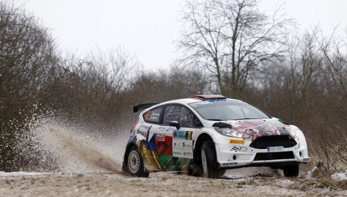 Lukjaņuks ātrākais 'Rally Liepāja' kvalifikācijā; startēs no 15. pozīcijas