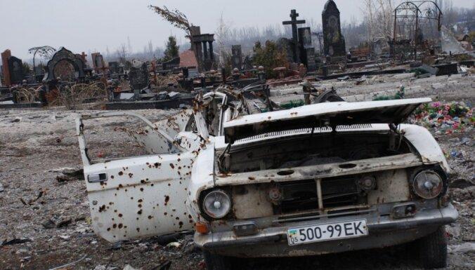 СМИ: на востоке Украины возобновились перестрелки