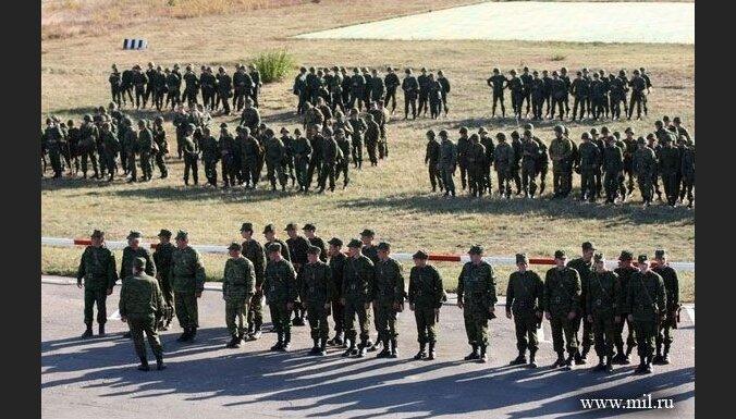 """Учения """"Запад-2009"""" безопасны для стран НАТО"""