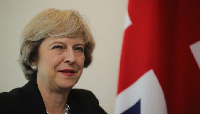 Тереза Мэй выиграла тайное голосование и осталась премьер-министром