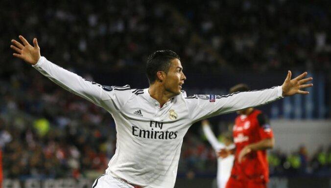 ВИДЕО: Роналду сделал хет-трик и обновил личный рекорд в Испании