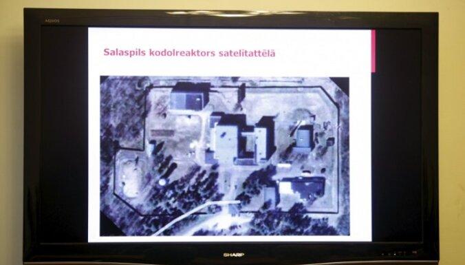 С ЛУ снимут ответственность за Саласпилсский ядерный реактор