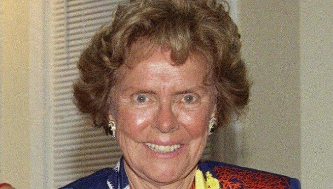 Умерла основательница модельного агентства Ford Models