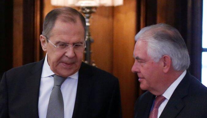 """Россия и США """"близки"""" к соглашению о возврате дипсобственности"""