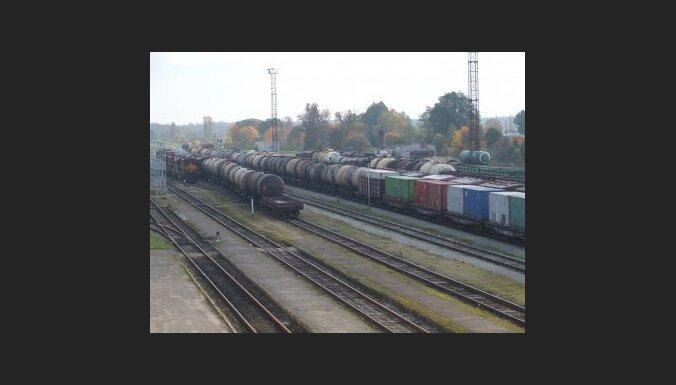 ASV kravas vilciens ar piegādēm Afganistānai tuvākās stundās pametīs Latviju