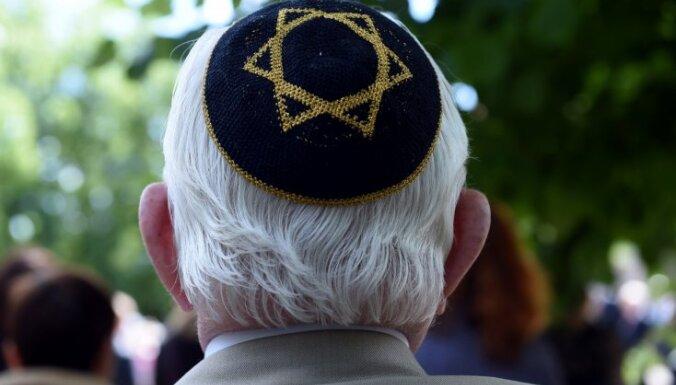 Latvijas Ebreju draudžu padome skubina Saeimu nevilcināties ar restitūcijas jautājumu