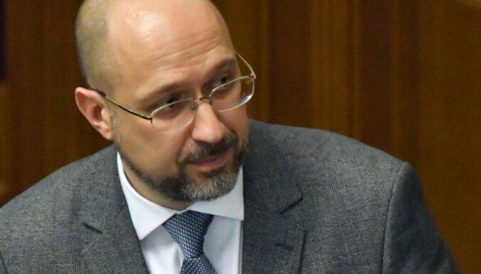 Верховная рада утвердила Дениса Шмыгаля на посту премьера