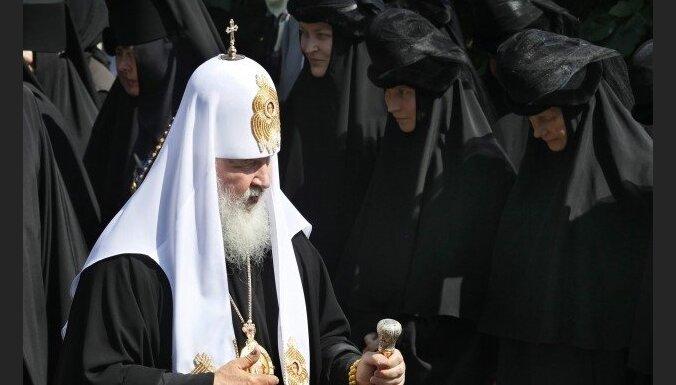 Патриарх Кирилл надеется посетить Латвию и спокойно относится к просьбе отложить визит