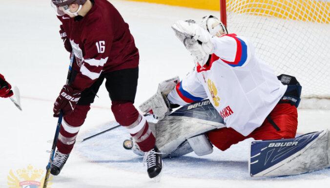 Latvija - Krievija U-20