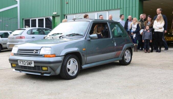 Stilīgie klasiskie auto, ko izglābs raidījuma 'Car S.O.S.' jaunākajā sezonā