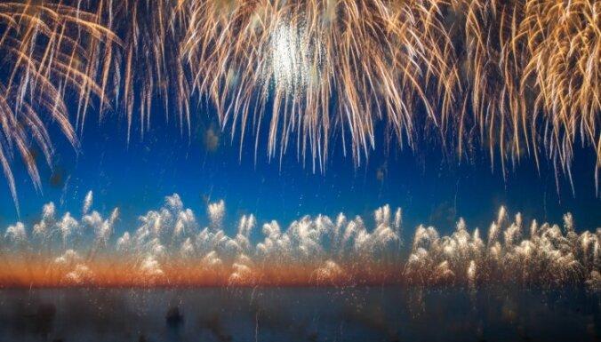Rīgas svētku uguņošanai tērēs 28 tūkstošus eiro
