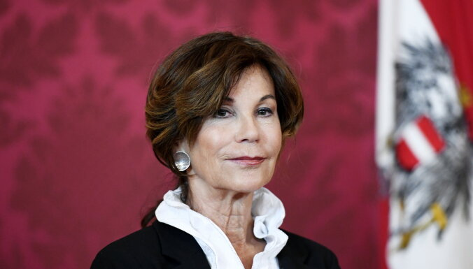 Временным канцлером Австрии впервые назначена женщина