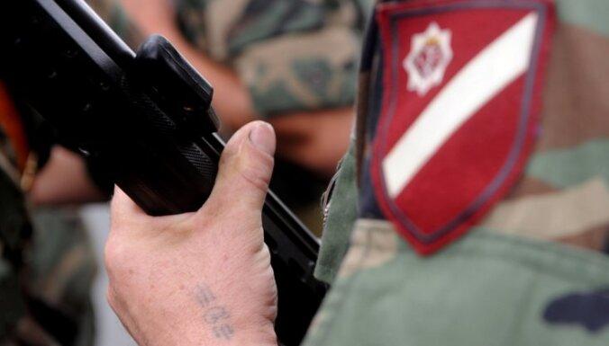 Глава Земессардзе заявил, что его бойцы воюют на уровне регулярной армии