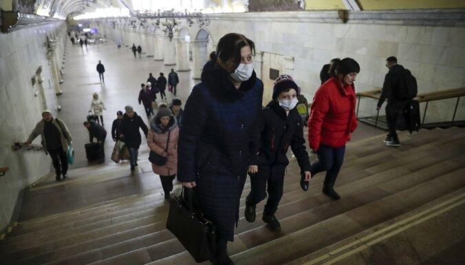 В Москве объявили всеобщий режим самоизоляции