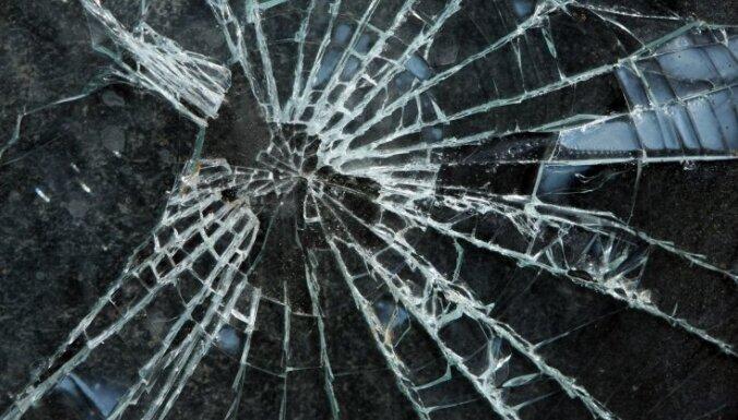 Полиция просит отозваться очевидцев аварии на улице Элизабетес
