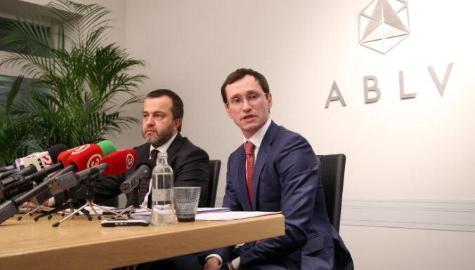 Представители ABLV Bank во вторник сообщат подробности о самоликвидации банка