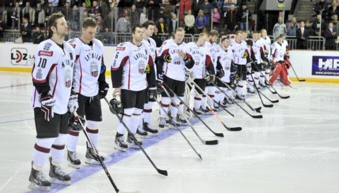 Назван состав Латвии на ЧМ-2015: в сборной семь дебютантов