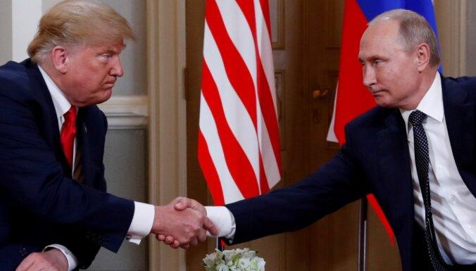 Трамп решил провести личную встречу с Путиным перед выборами президента США