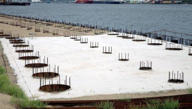 'Riga Coal Terminal' vienojies ar Ķīnas kompāniju par sadarbību un investīcijām Krievu salas attīstībā