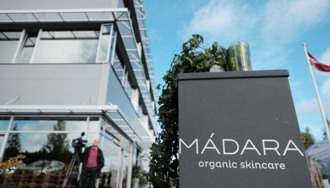 'Madara Cosmetics' šogad plāno sasniegt 15 miljonu eiro apgrozījumu
