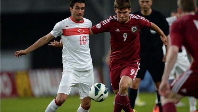 У Латвии появился новый Верпаковскис — 18-летний Валерий Шабала
