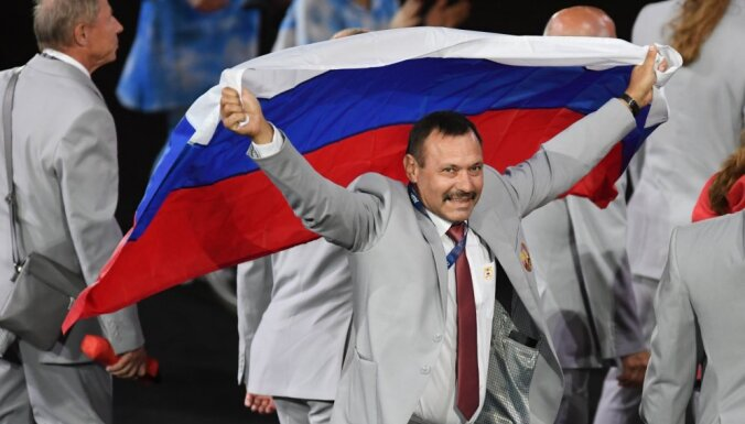 Andrei Fomochkin, Director of the Republican Center for Olympic Training