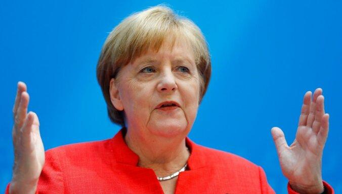 Konkurētspējīgākas Eiropas izveidei Vācija sola 'vēl nepieredzētu solidaritāti'