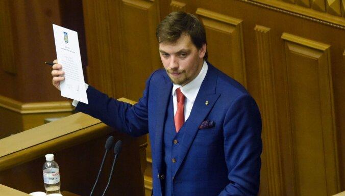Премьер-министр Украины предложил соединить Балтийское и Черное моря
