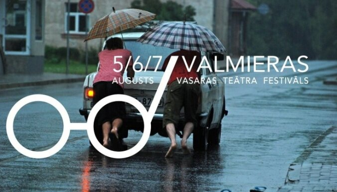Valmieras vasaras teātra festivāls aicina brīvprātīgos palīgus