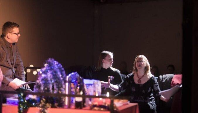 'Dirty Deal Teatro' trešās 'Kara piezīmes' tiešraidē varēs vērot portālā 'Delfi'