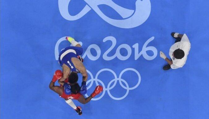 Skandālos slīgstošais bokss piedāvā jaunu tiesāšanas sistēmu Tokijas olimpiskajās spēlēs