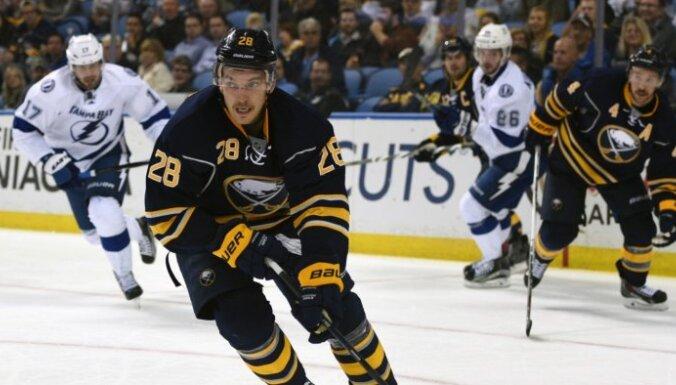 Земгус Гиргенсонс набрал 60-е очко в карьере НХЛ