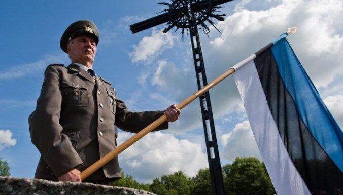 Igaunijas leģionāru salidojums notiks slēgtā režīmā