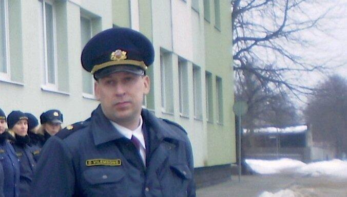 Ventspils policijas šefs iesniedzis atlūgumu