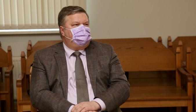 Lemberga lietā apsūdzētais Sormulis apsūdzības vērtē kā kaunu valstij