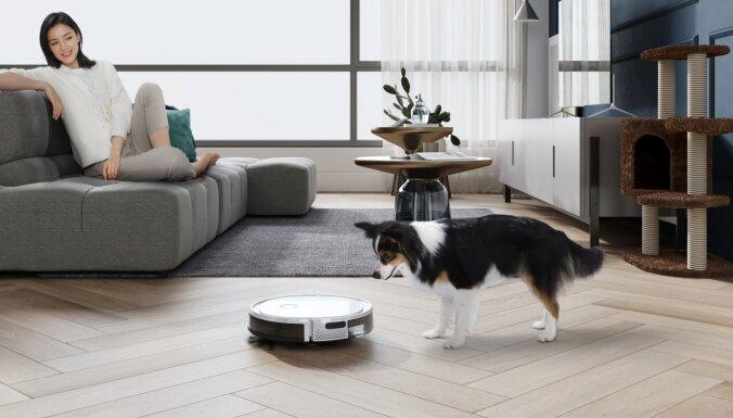 Cilvēces ieradumi mainās – mājokļos uz dzīvi apmetas roboti