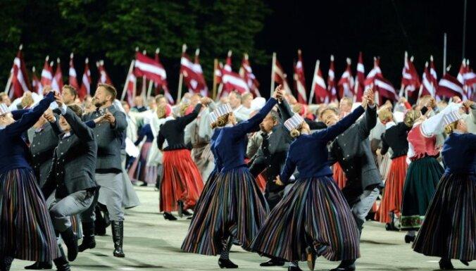 ФОТО: прошла генеральная репетиция гала-концерта Праздника песни и танца