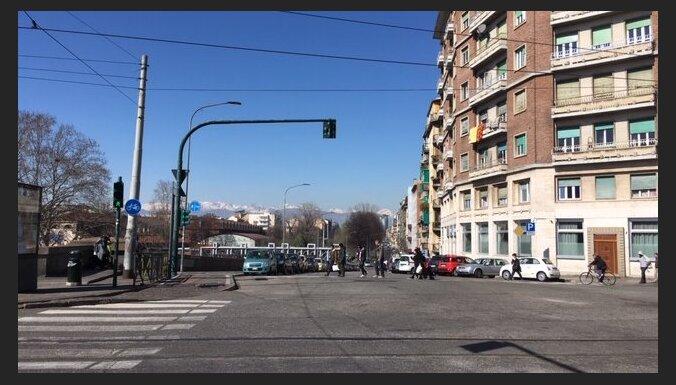 Latvieši karantīnā Itālijā: antipanikotāji ir ļaunāki par vīrusu