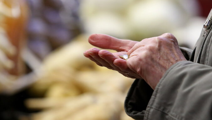 Статистика: в Литве за чертой абсолютной бедности — 312 000 жителей