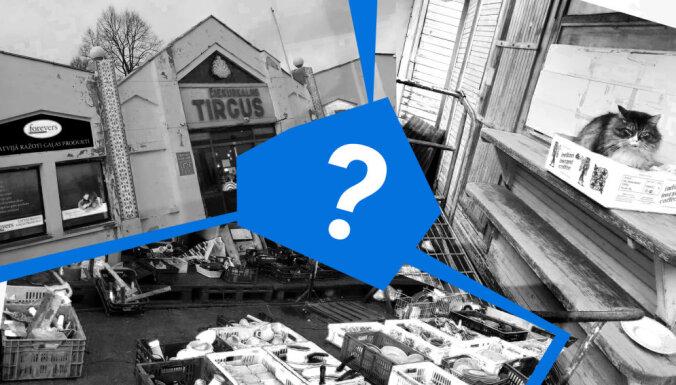 За мгновенье до конца: Что происходит на Чиекуркалнском рынке?