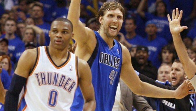 """Чемпион НБА """"Даллас"""" сдал полномочия с антирекордом"""