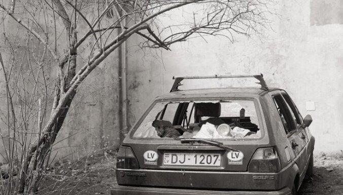 Ar lekciju un izstādi atklās vācu fotogrāfa Niko Baumgartena jaunāko grāmatu par Rīgu
