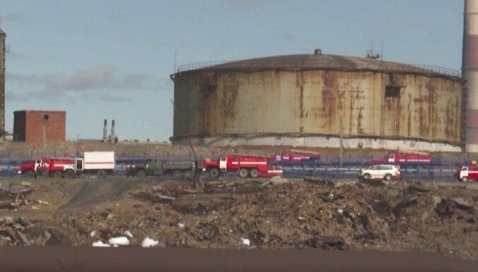 Новая авария в Норильске: на фабрике произошла утечка опасных химикатов