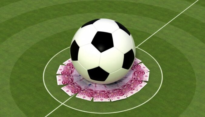 Spēļu rezultātu ietekmēšanas sērga futbolā: LFF diskvalificē trīs klubus