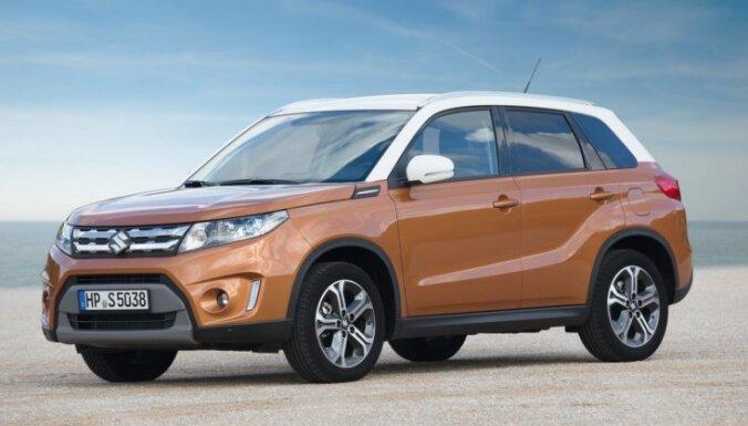 Ungārijā uzsāk jaunā 'Suzuki Vitara' ražošanu