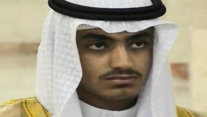 Osamas bin Ladena dēls nogalināts gaisa uzlidojumā