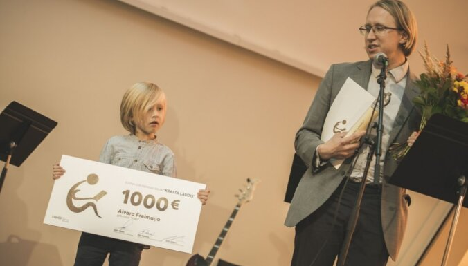 Egona Līva piemiņas balvu 'Krasta ļaudis' saņēmusi Aivara Freimaņa grāmata 'Katls'