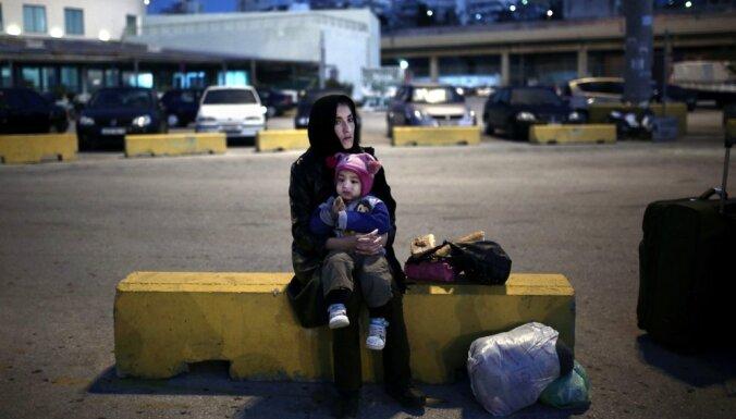 ANO: bēgļi bēg no pretīgas vardarbības, bet līdzjūtības vietā sastopas ar ksenofobiju