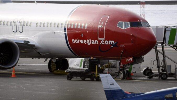 Авиакомпания Norwegian открывает офис в Риге: начался поиск сотрудников